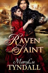 The Raven Saint-MaryLu Tyndall's THE RAVEN SAINT – CHARLES TOWNE BELLES is one outstanding novel! ... MaryLu Tyndall writes the type of romance that you automatically fall in love with Suzie Houseley, Romance Junkies