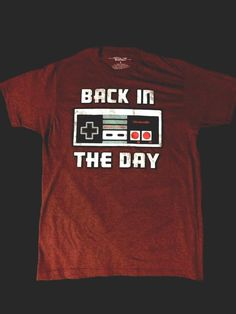 a2ee01586b1 Nintendo L Graphic Tee Regular Size T-Shirts for Men