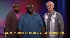 Whose Line is it Anyway (Season 1/9): This will never not be funny.