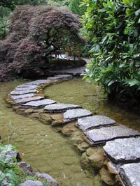 stone steps garden huge - Google Search