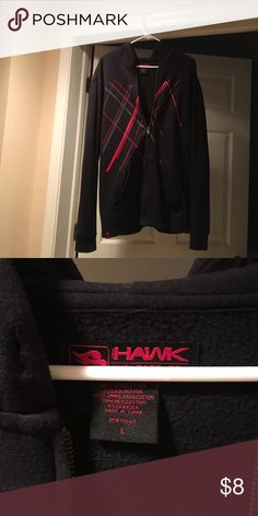 Hawk brand coat Large size and still in great condition! Hawk Jackets & Coats