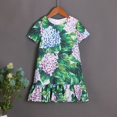 >> Click to Buy << Summer brand slub satin children beach dress family matching outfits mom and baby girls dresses matching mother daughter clothes #Affiliate