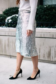 the best sequin pieces to wear this holiday season