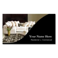 309 best interior designer business cards images on pinterest interior designer home staging business card reheart Images
