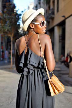 street fashion Barcelona