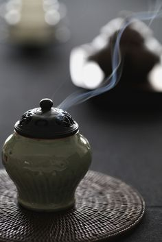 #tea ceremony #chinese tea culture #incense