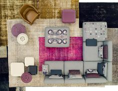 A new seating range designed by Patricia Urquiola furniture design