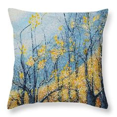 """He Lights the Way in the Darkness Throw Pillow 14"""" x 14"""""""