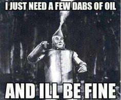 A few dabs of oil and I'll be fine! Learn more at www.thedailydabs.com