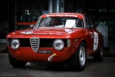 Alfa Romeo Giulia GT