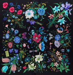 In Bloom Gucci Flora Scarf 1966