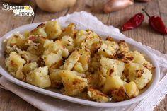 Cannoli, Italian Recipes, Potato Salad, Cauliflower, Side Dishes, Food And Drink, Potatoes, Vegetables, Ethnic Recipes