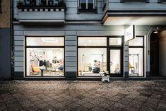 Echafaudages design à Berlin | MilK decoration