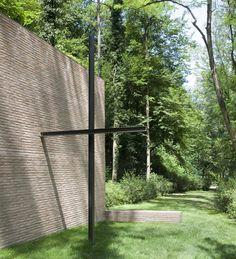 Cappella nel bosco, Varano Marchesi (2012) | Zermani Associati Studio di Architettura