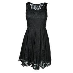 Joss dress ladies black