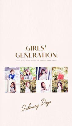 GIRLS' GENERATION 2017 Season's Greetings iPhone wallpaper
