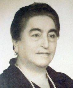 La maestra e inventora Ángela Ruiz Robles (1895-1975) nació un 28 de marzo