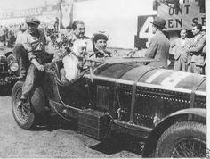 LE MANS 1932 -  ALFA ROMEO 6c 1750  #18