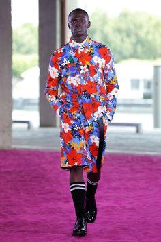 AMI Spring/Summer 2018 Menswear Collection | British Vogue