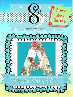 This is a Flower Fairies alphabet clip art set. It includes all upper case letters. The vintage illustrations are public domain, so you can use them in your products for sale.Please Take a minute to rate and comment. It is much appreciated! :D All products may be used in the classroom.