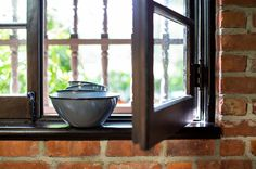 Colorful Enamelware Nesting Bowls by BarnLightElectric.com