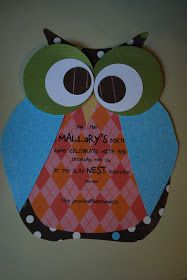 It's All In the Details: Owl Party