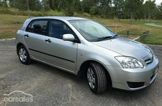New & Used cars for sale in Australia Corolla 2005, Corolla Sport, Toyota Corolla, New And Used Cars, Cars For Sale, Australia, Cars For Sell
