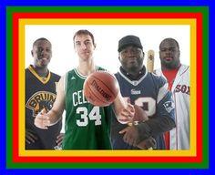 Boston Team Sports Shirt Swap