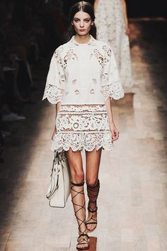 Valentino Spring 2015 Ready-to-Wear :: This is Glamorous