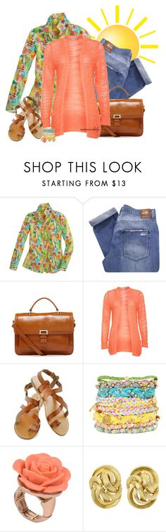 """""""At Your Leisure"""" by autumnsbaby ❤ liked on Polyvore featuring J.Crew, Nobody Denim, Antonio Melani, A
