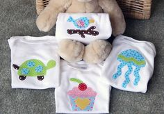 Make your own baby vests
