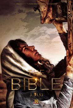 The Bible Series, just watched part 4&5, I cried it was so moving and tragic and heartbreaking and beautiful. Glory to God our Father Almighty, and to His only begotten son, Jesus Christ, our Savior
