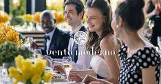 ガーデン付一軒家レストランで叶う「美味しい」結婚式。素材を大切にする本格イタリア料理と、ゆっくり食事が楽しめる心地よい空間が魅力。イタリアのアットホームで陽気感あふれる結婚式を実現。レストラン・ウエディング会場「ヴェント モデルノ(VENTO MODERNO)」の公式サイト。