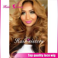 honey blonde lace front wig synthetic wig Two tone ombre color Brazilian body wave lace front wig for fashion women Black Women Wigs http://www.adepamaket.com/products/honey-blonde-lace-front-wig-synthetic-wig-two-tone-ombre-color-brazilian-body-wave-lace-front-wig-for-fashion-women/ US $60.00    #adepamaket