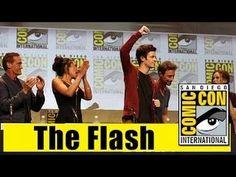 Grant Gustin The Flash Interview Comic Con 2016