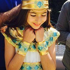 Cleopatra Costume by monikids on Etsy