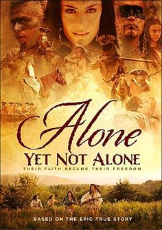 Checkout the movie Alone Yet Not Alone on Christian Film Database: http://www.christianfilmdatabase.com/review/alone-yet-not-alone/