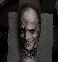 #tattoos #fester #addamsfamily #tattooart #portrait Fester Addams, Portrait, Tattoos, Instagram, Tatuajes, Headshot Photography, Tattoo, Cuff Tattoo, Portraits