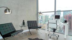 A high-design condo with a James Bond edge