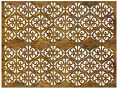 Copper Shade Panels by Parasoleil