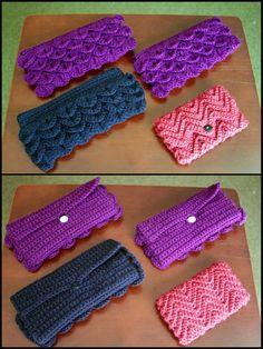 Crochet wallet tutorial free pattern crochet and tutorials crochet wallets dt1010fo
