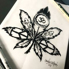 Awesome products designed by independent artists Mini Tattoos, Love Tattoos, Body Art Tattoos, Trippy Drawings, Dark Art Drawings, Tattoo Sketches, Tattoo Drawings, Tattoo Fairy, Tattoo Ideas