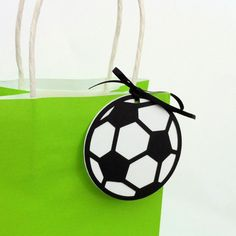 Round football shape for gifts, party favors. Soccer Party Favors, Soccer Birthday Parties, Football Birthday, Party Favor Bags, Birthday Party Themes, Birthday Ideas, 12th Birthday, Soccer Theme, Soccer Gifts