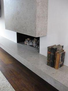 55 Best Concrete Fireplaces Images Concrete Fireplace Fire Places