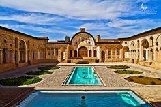 Iranian historic house/Kashan