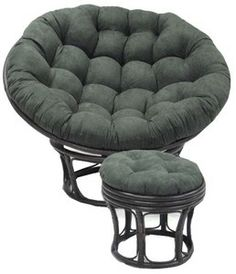 Chairs bamboo and papasan chair on pinterest for Where to buy papasan chair