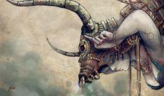 Taurus: Beautiful Bons Vivants by techgnotic on DeviantArt