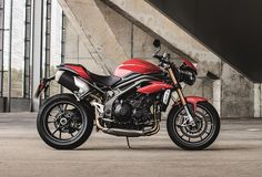 New Triumph Speed Triple S & R revealed   MCN