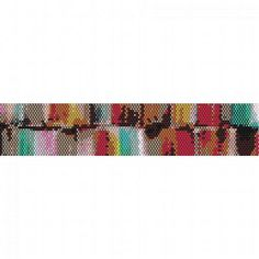Bracelet Pattern - Loom and Peyote Stitch included - Beadweaving - Blurry Stripes by ArtQueenClaire, $4.00 USD