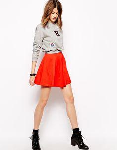 Noisy May Skater Skirt
